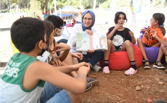 Her Yaştan Kampçı Yeni 'Bi' Kamp'ta Buluştu