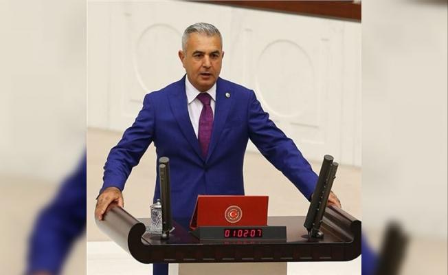 MHP Mersin Milletvekili Baki Şimşek Covid-19 Testi Pozitif Çıktı.