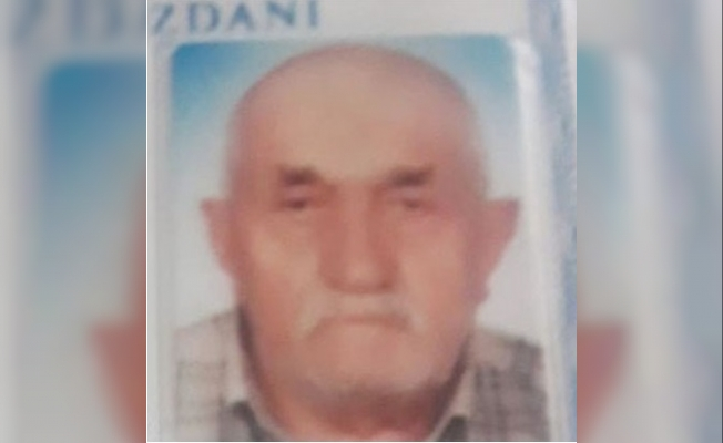 Sulama Kanalına Düşen Yaşlı Adam Hayatını Kaybetti