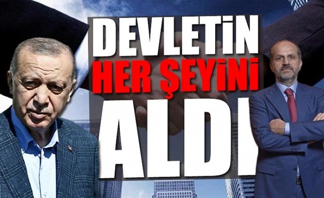Tayyip Erdoğan'ın Yakın Arkadaşına Yüzlerce Kamu İhalesi