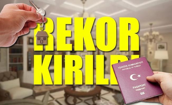 Türkiye Yabancılara Konut Satışında Rekor Kırıyor
