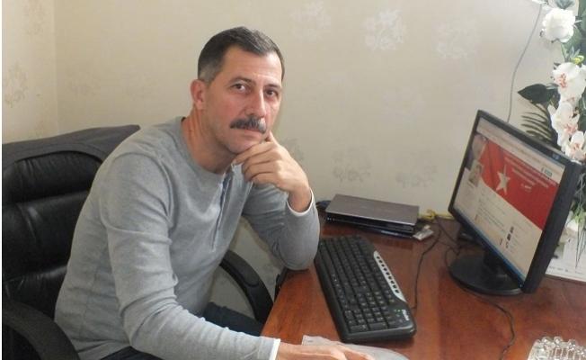"""Gazeteci """"Mustafa Özgür"""" Hayatını Kaybetti."""