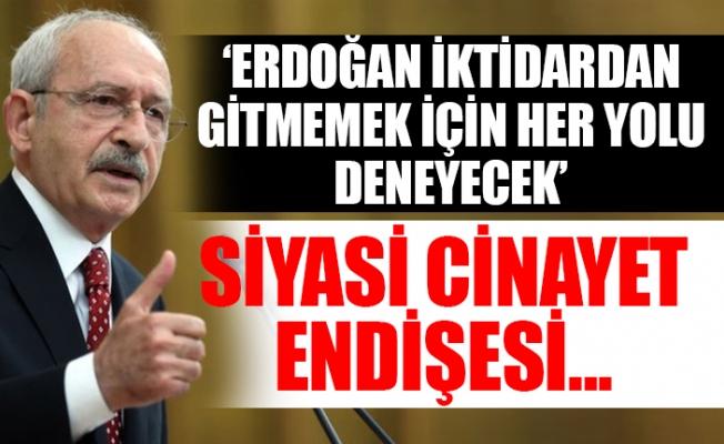 Kılıçdaroğlu, AKP ile Masaya Oturma Şartını Açıkladı