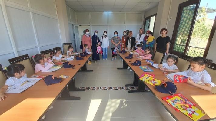 """Mersin Büyükşehir """"Dünya Kız Çocukları Gününde"""" Kızları Unutmadı."""