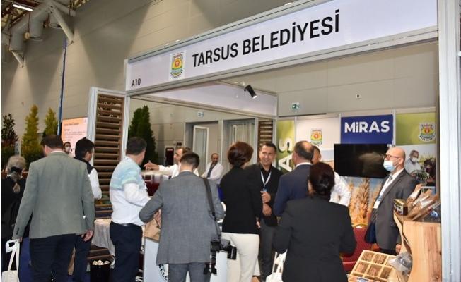 Tarımın Zirvesinde Tarsus'a Yoğun İlgi