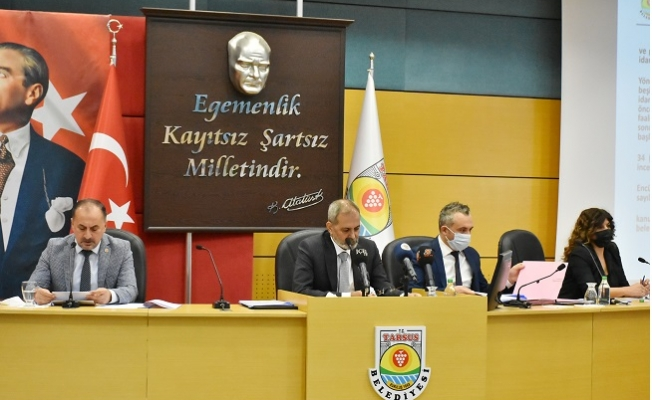 Tarsus Belediyesinden Otizm Derneğine Katkı