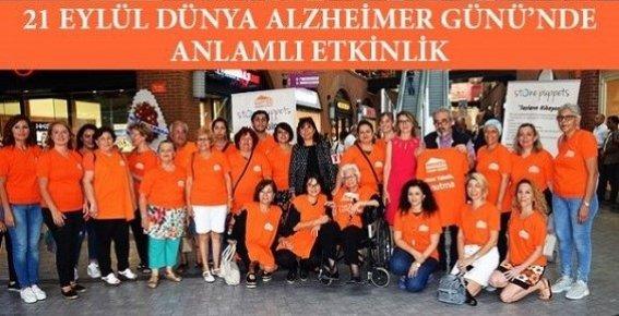 """21 Eylül Dünya Alzheimer Günü'nde """"Ritmi Yakala Unutma"""""""