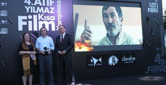 4. Atıf Yılmaz Kısa Film Yarışması Mersin'de Sonuçlandı.
