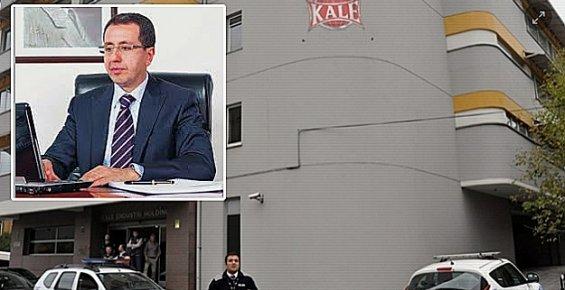 4 Katlı Binasını Kız Yurdu İçin Türk Diyanet Vakfına Bağışladı.