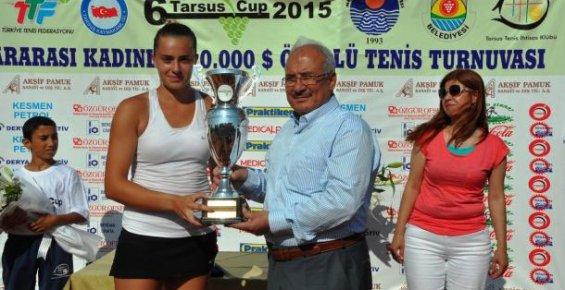 6. Tarsus CUP Uluslararası Kadınlar Tenis Turnuvası