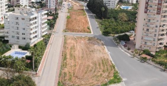 9. Cadde Rekreasyon Alanına Kavuşuyor