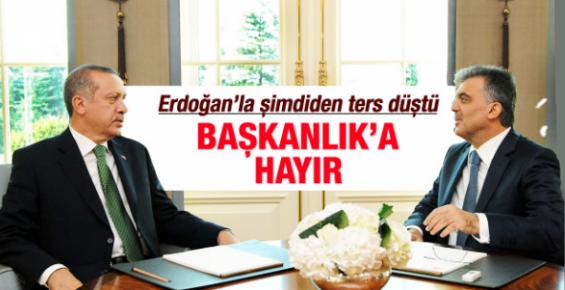 Abdullah Gül Başkanlık Sistemine Karşıyım