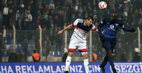 Adana Demirspor - Mersin İdmanyurdu: 0-0