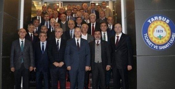 Adana ve Mersin, Ortak Lobi Oluşturulmasında Birleşti
