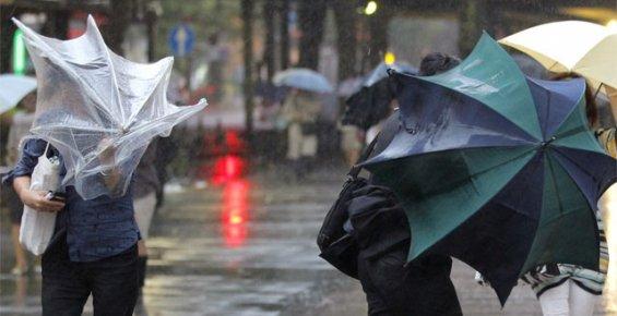 Adana ve Mersin'de Çok Kuvvetli Yağış Uyarısı