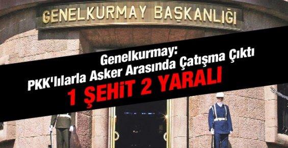 Adıyaman'da PKK Saldırısı: Bir Asker Şehit Oldu