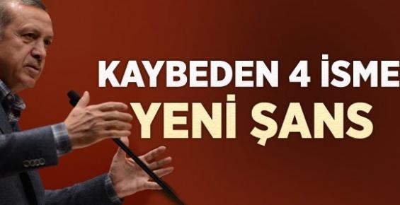 AK Parti 2009'da Kaybeden 4 Adayla 2014 Seçimlerine Girecek