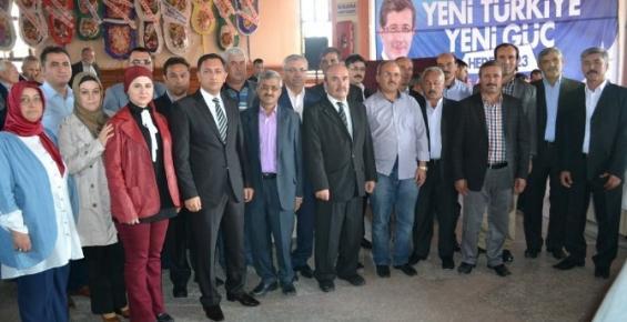 Ak Parti Bozyazı İlçe Başkanı Muz Güven Tazeledi
