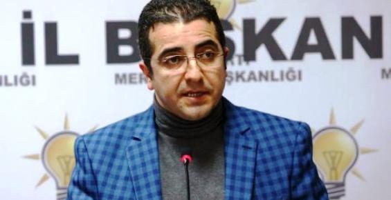 AK Parti İl Başkanı Taşpınar: Ben Öyle Bir Şey Söylemedim
