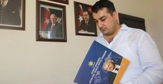 AK Parti Mersin İl Başkanlığı'nda Siyaset Akademisi 8 Ekim'de Başlıyor
