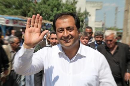 AK Parti Mersin Milletvekili Uzun Gülnar'da