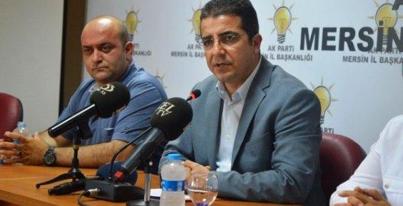 AK Parti Mersin'de Başarısızlığın Faturasını HDP'ye Kesti