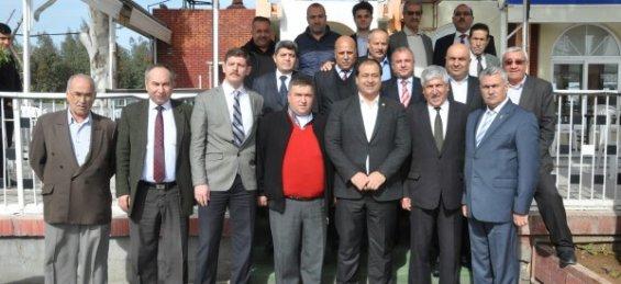 AK Parti Vekil Adayları Oda Başkanları İle Buluştu
