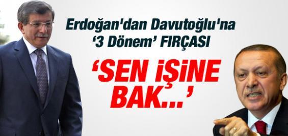 AK Parti'de Üç Dönem Çatlağı