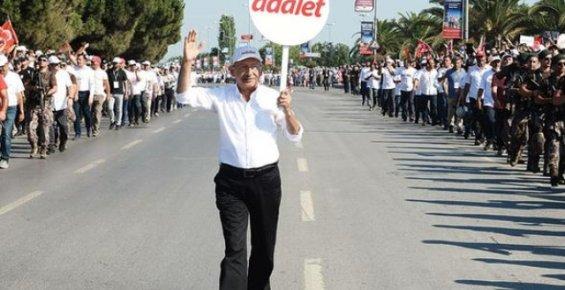 AK Parti'nin Adalet Yürüyüşü Anketinde Dikkat Çeken Sonuç