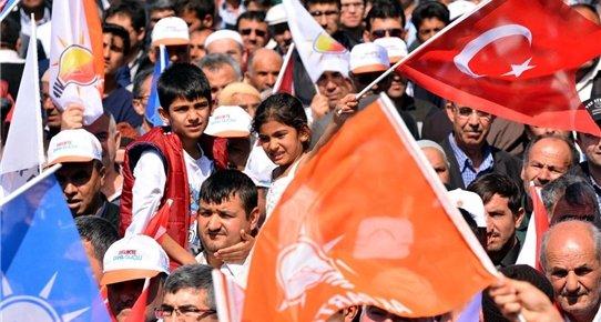 AK Parti'nin Osmaniye Mitingi