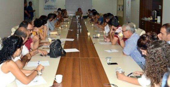 Akdeniz Belediyesi'nde Ayrımcılığa Karşı Seminer