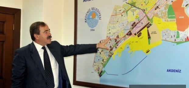 Akdeniz Belediyesinden TOKİ'ye İzin Yok