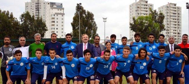 Akdeniz Belediyespor'da Hedef Türkiye Şampiyonluğu