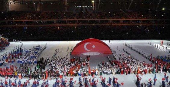 Akdeniz Oyunları Çabuk Untuldu