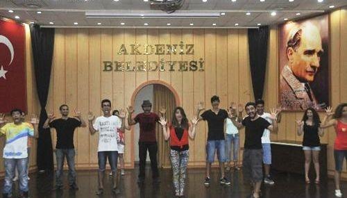 Akdeniz'de Geleceğin Tiyatrocuları Yetişiyor