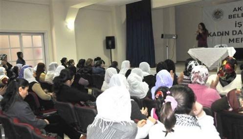 Akdeniz'de 'Kadın Sağlığı' Eğitimleri Yarın Başlıyor