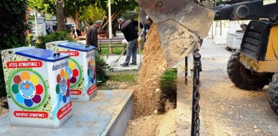 Akıllı Yeraltı Çöp Konteynırları Yaygınlaşıyor