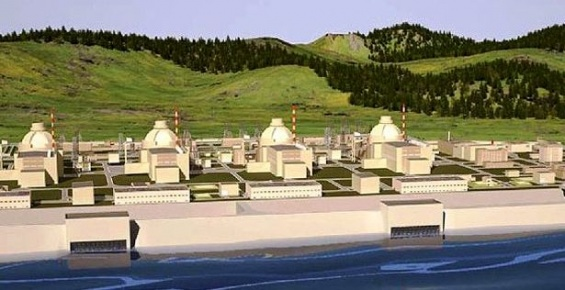 Akkuyu Nükleer Santralinde İş Başvuruları Başladı.