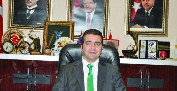 AKP Mersin İl Başkanı: