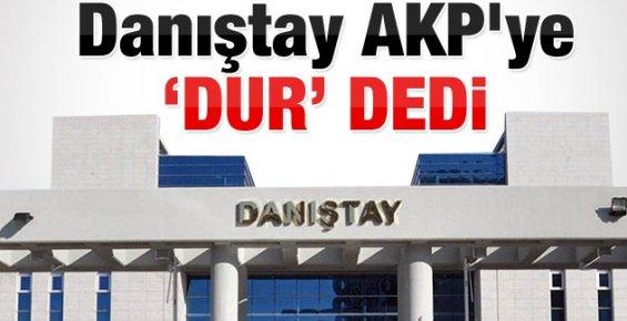 AKP'nin Seçim Sonrası Yaptığı JET ATAMALARA Danıştay Dur Dedi