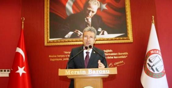Alpay Antmen Yeniden Baro Başkanı Seçildi