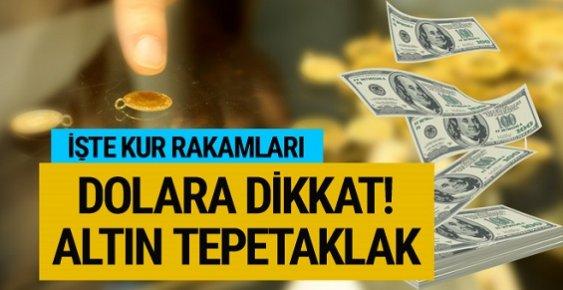Altın Düşüyor mu? Dolar ve Euro Satış Fiyatlarına Dikkat!