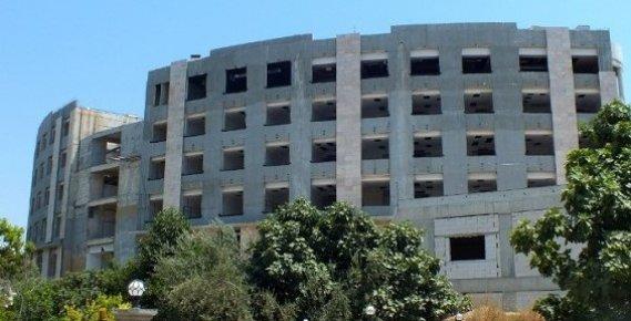 Anamur Devlet Hastanesi İnşatı Yeniden Başladı