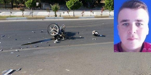 Anamur Ören Kavşağında Kaza : 1 Yaralı