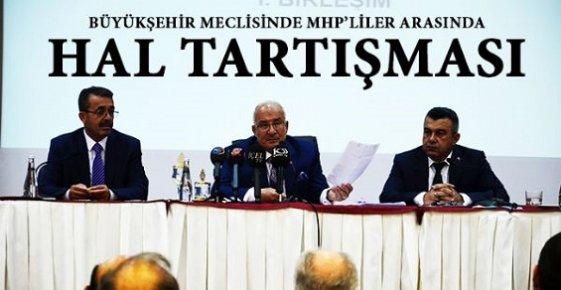 Anamur'a Yapılacak Yeni Hal MHP'li Başkanlar Arasında 'Haksızlık' Tartışmaya Neden Oldu.