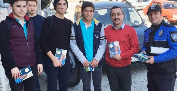 Anamur'da Gençlerle El Ele Projesi'nde Yarı Yıl Başarılı Geçti