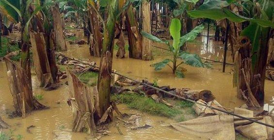 Anamur'u Şiddetli Yağmur ve Fırtına Vurdu