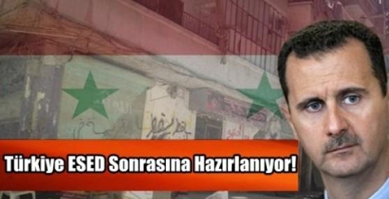 Ankara Esad Sonrasına Hazırlanıyor