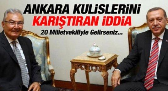 Ankara Kulislerini Karıştıran İddia