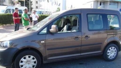Aracın Camını Kırıp 102 Bin Lirayı Çaldılar